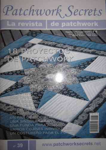Patchwork secrets nº 39