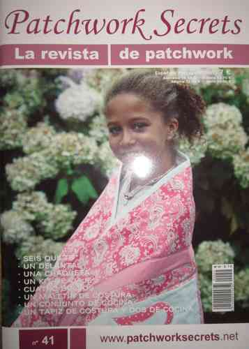 Patchwork secrets nº 41