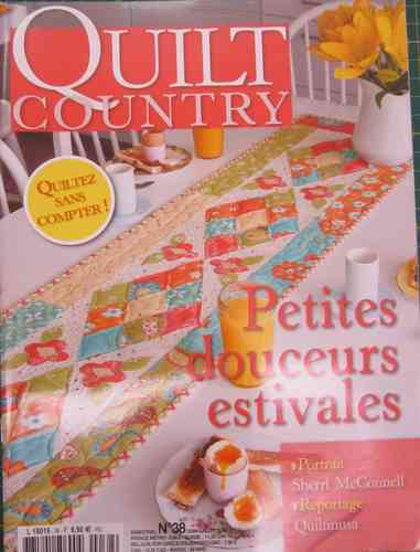 Quilt Country nº 38
