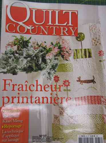 Quilt Country nº 37