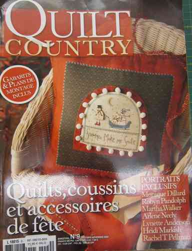 Quilt Country nº 9
