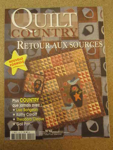 Quilt Country nº42