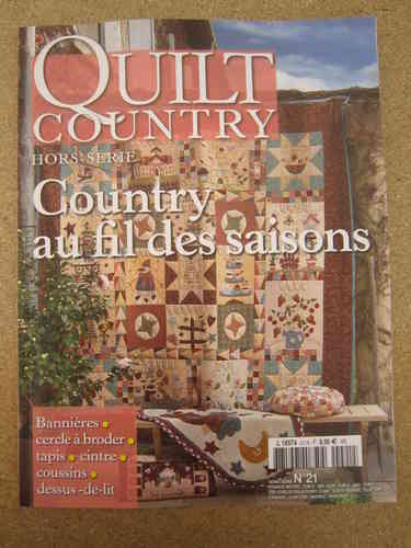 Quilt Country nº 21