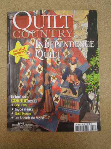 Quilt Country nº44