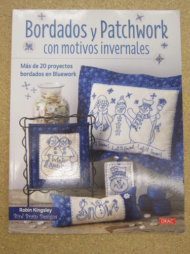 Bordados y patchwork